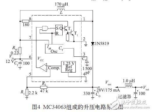 以mc34063为例概述dc/dc转换控制电路测试方法
