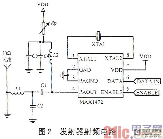 而rf电路对此又特别敏感,因此在pcb板设计时,必须加以重视.